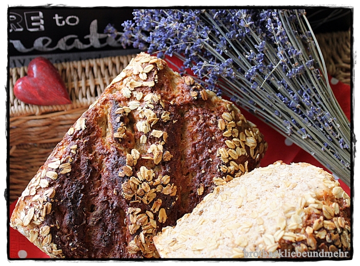 Hafer-Buttermilch-Brot