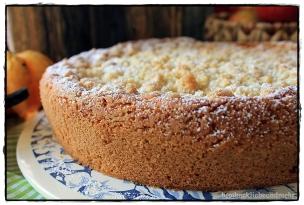 Köstlicher Apfel-Pudding-Kuchen