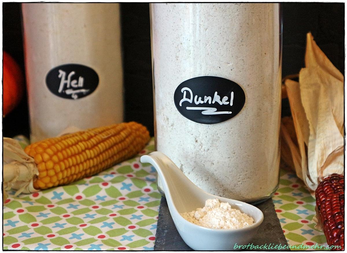 Glutenfreie Mehlmischungen selber machen